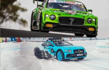 Bentley Sport