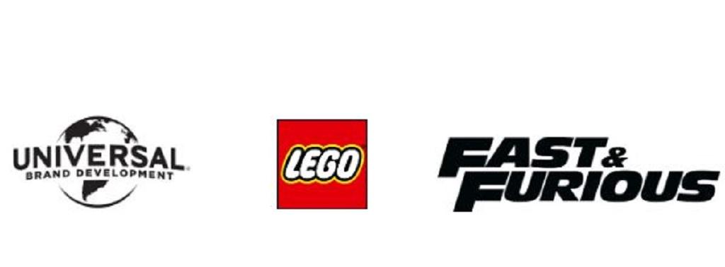 Halálos Iramban LEGO
