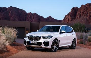 BMW X5 mild hibrid
