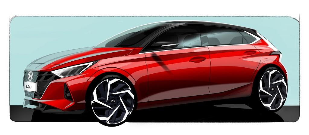 új Hyundai i20