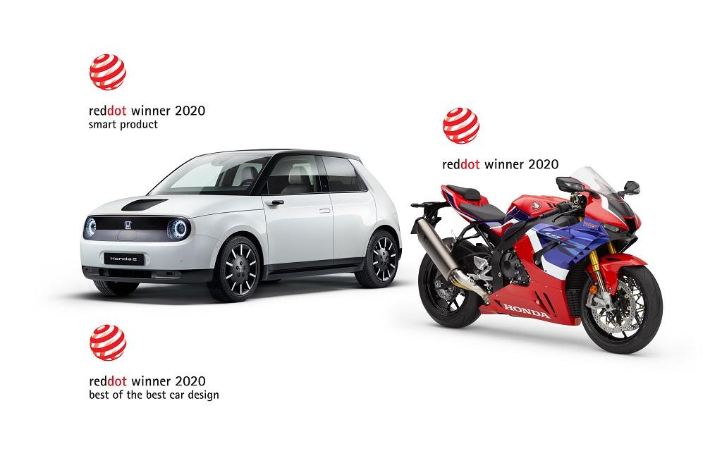 Honda e díj