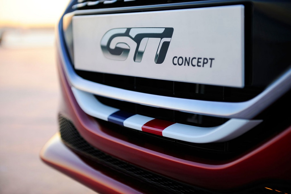 Peugeot e-208 GTi