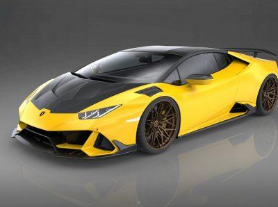 Lamborghini Huracan Evo tuning