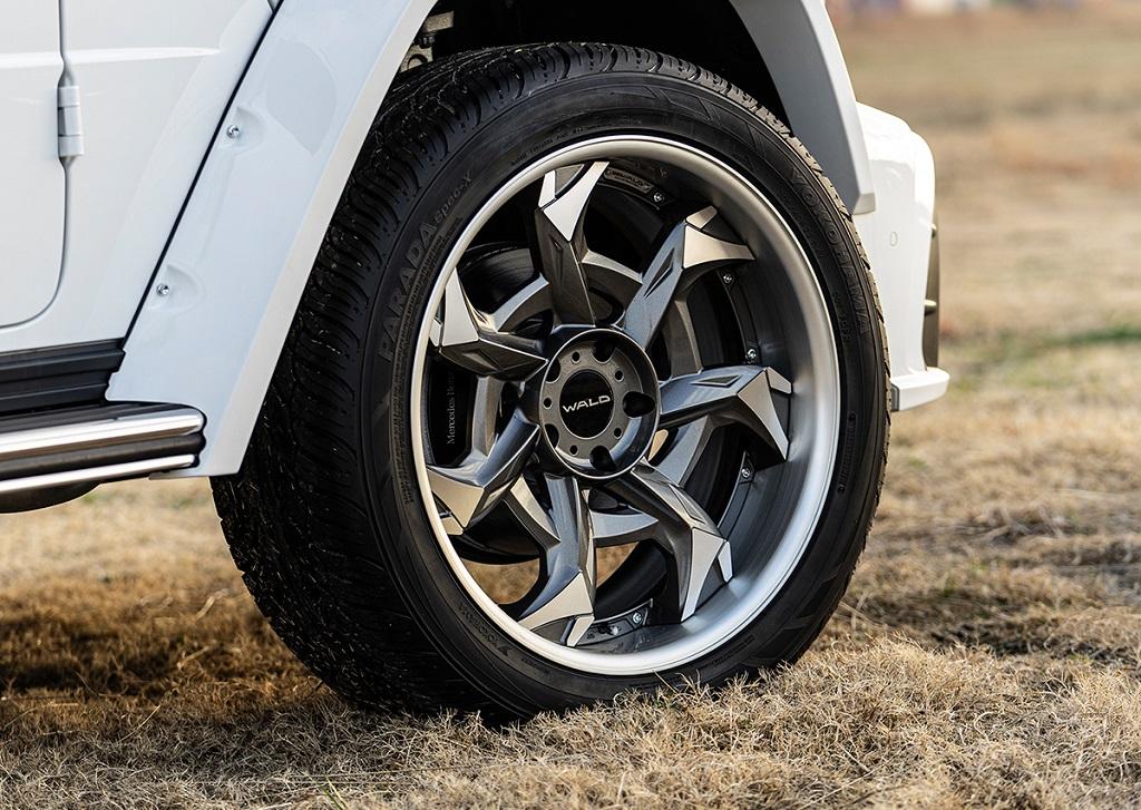 Mercedes AMG G63 tuning