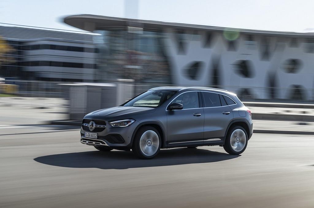 új Mercedes-Benz GLA