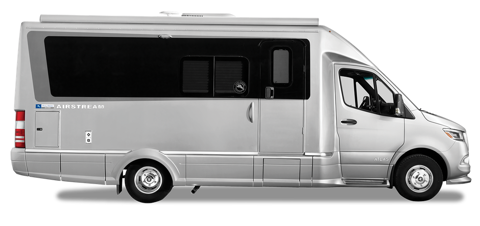 Airstream Atlas RV lakóautó