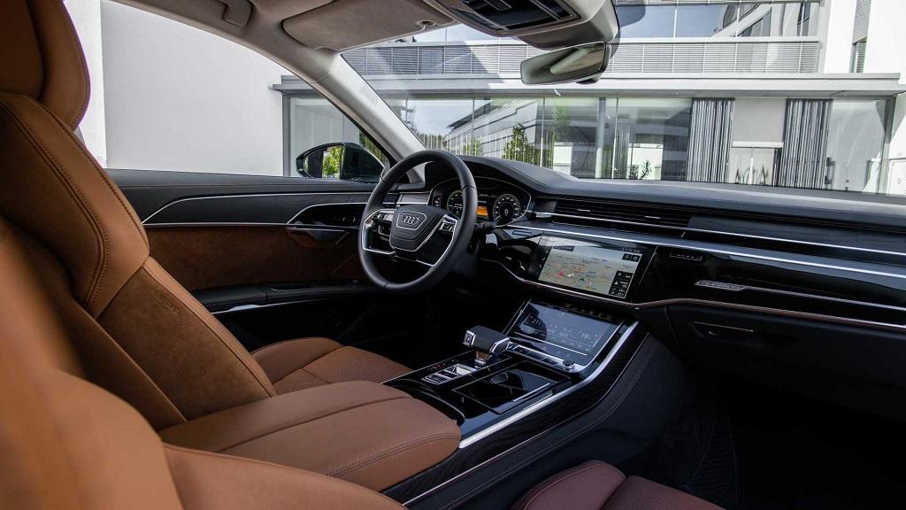 Audi A8 PHEV