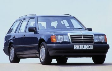 1988 Mercedes-Benz 300TE