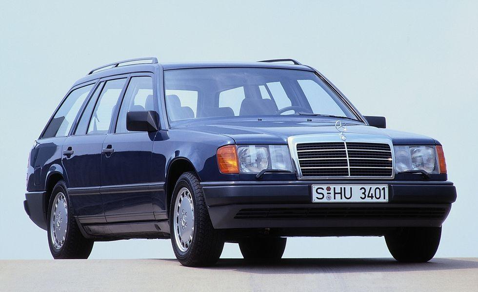 1988 Mercedes-Benz 300TE