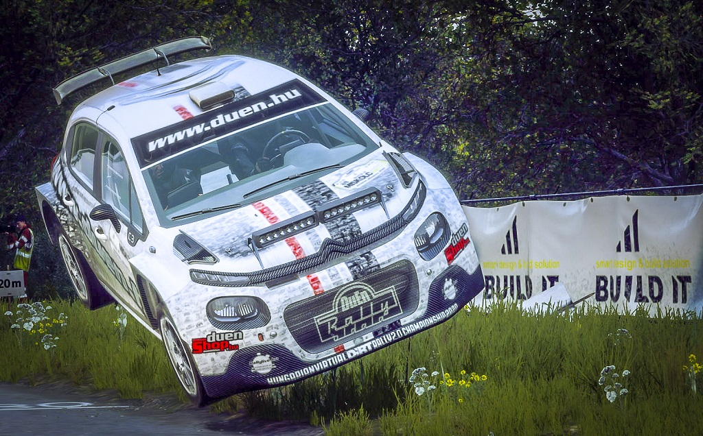 BuildIT Miskolc Rally