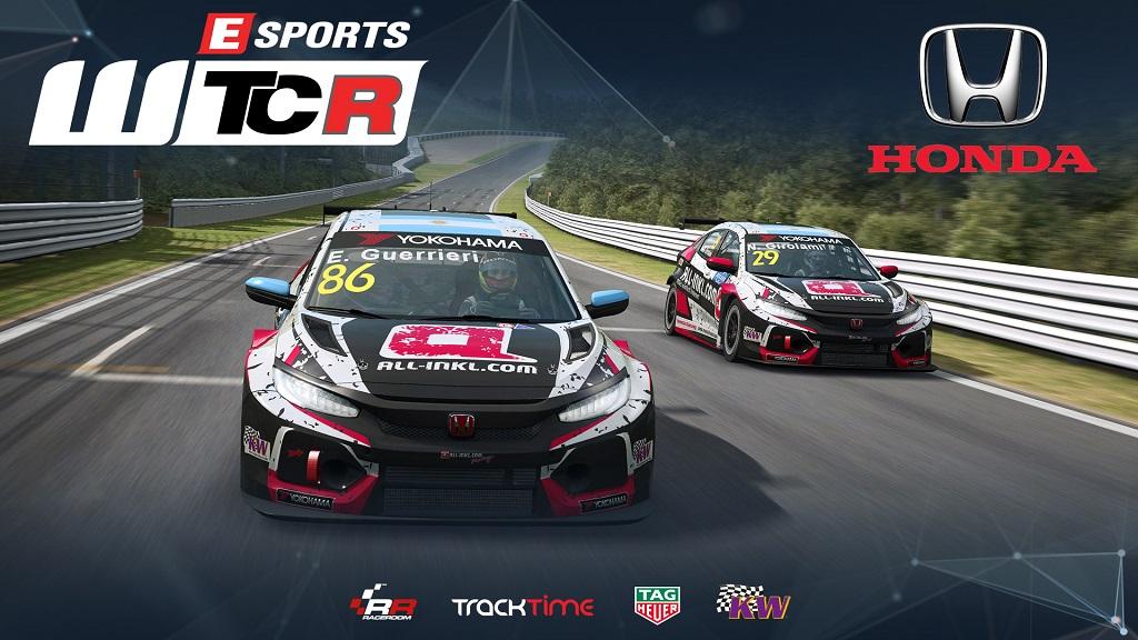 Honda Racing WTCR Esport