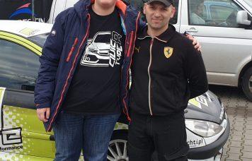 interjú Gerevich Dominik autóversenyzővel