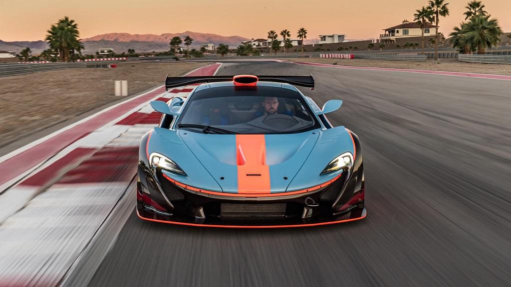 McLaren P1 GTR-18