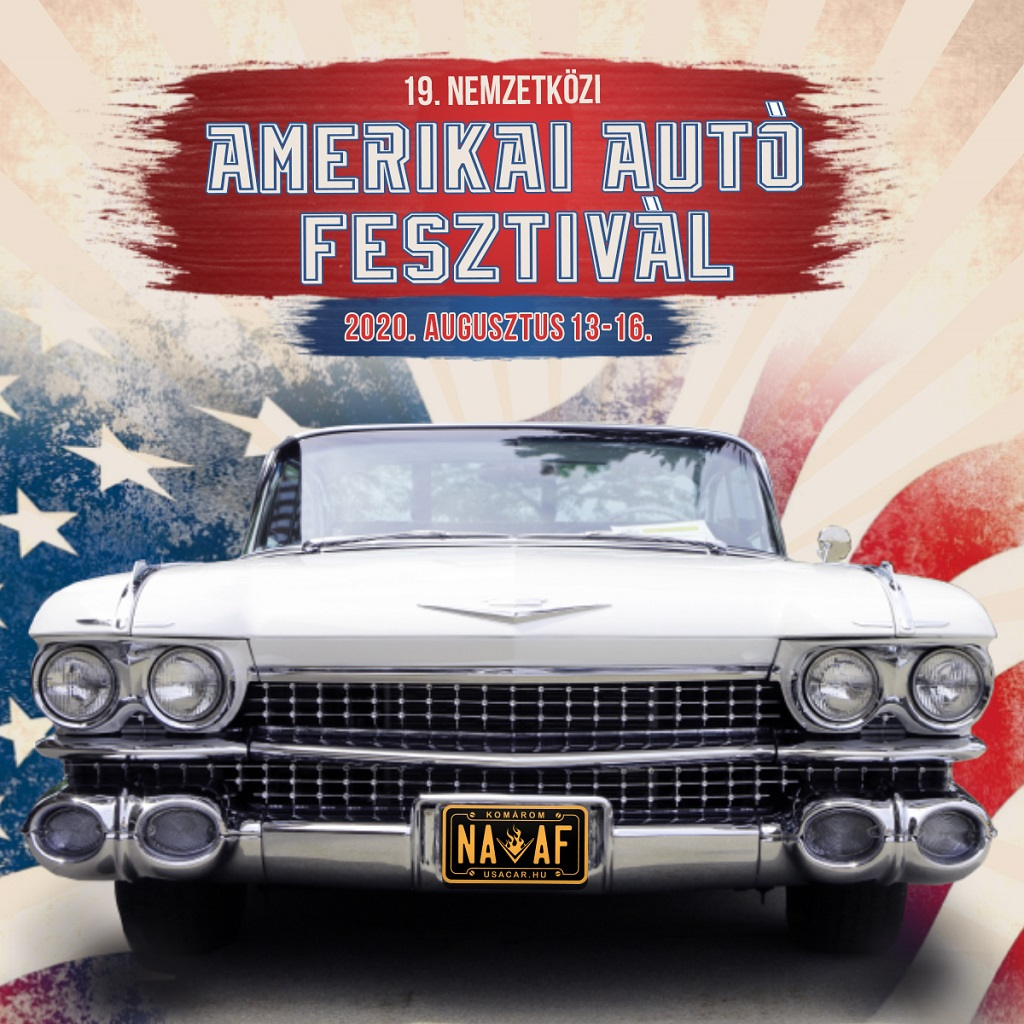 Amerikai Autó Fesztivál