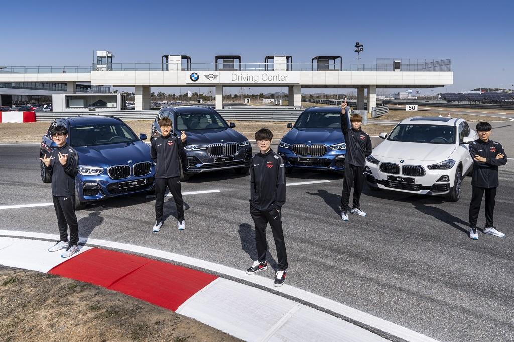BMW az autószimulátor