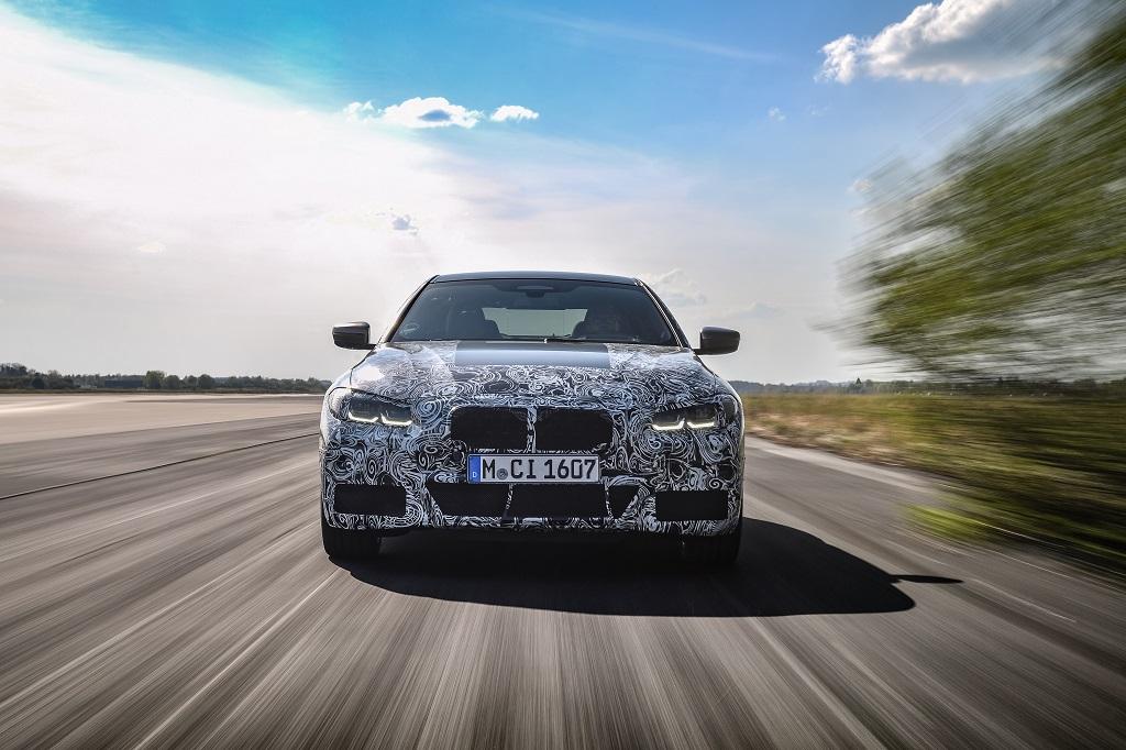 új BMW 4-es Coupé