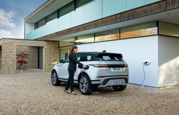Land Rover Plug-in hibrid