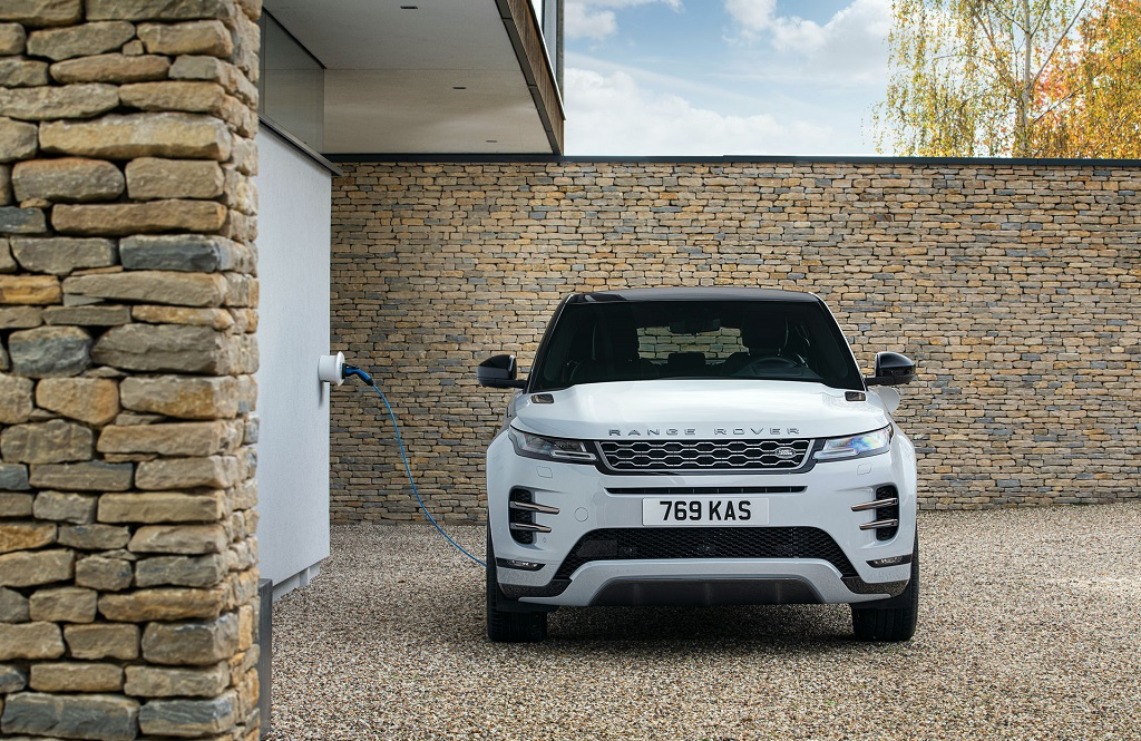 Land Rover Plug-in hibrid