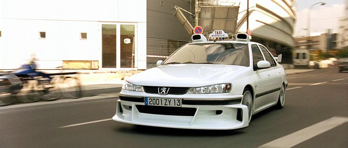 Peugeot modellek a filmvásznon
