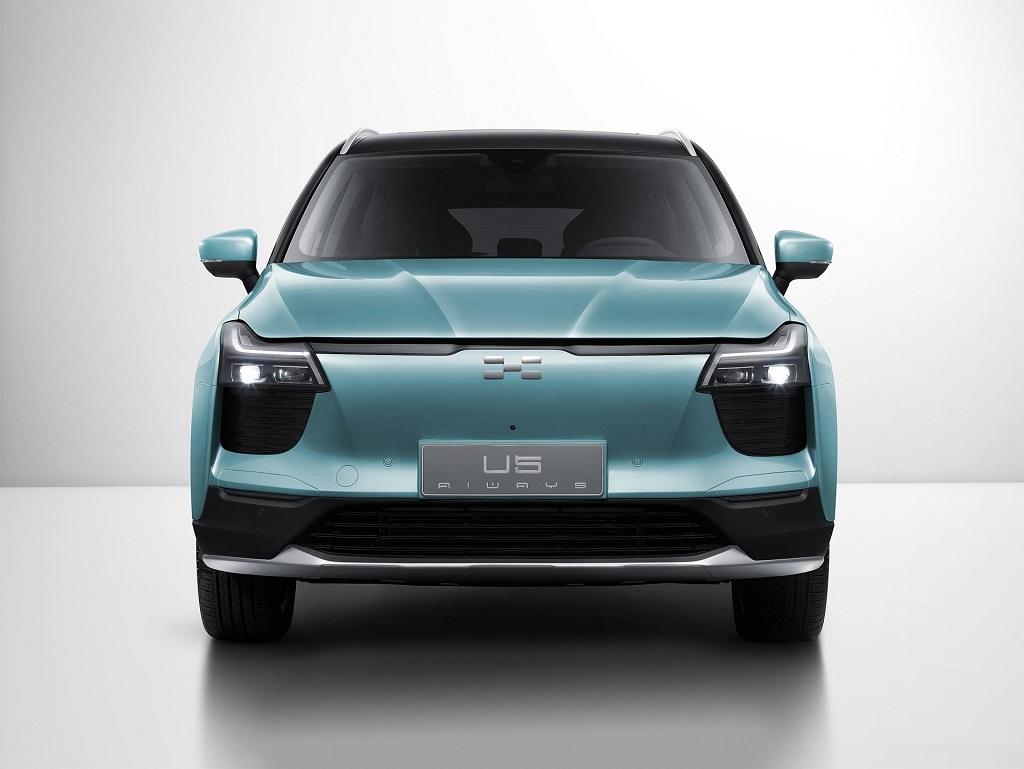 AIWAYS U5 elektromos SUV
