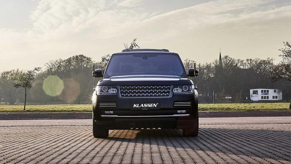 Klassen Range Rover Limo