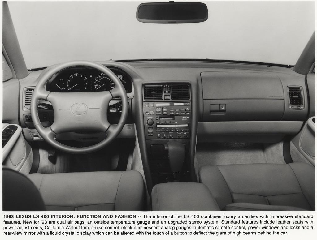első Lexus ötlete
