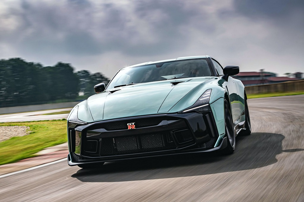 Italdesign Nissan GT-R50 2021