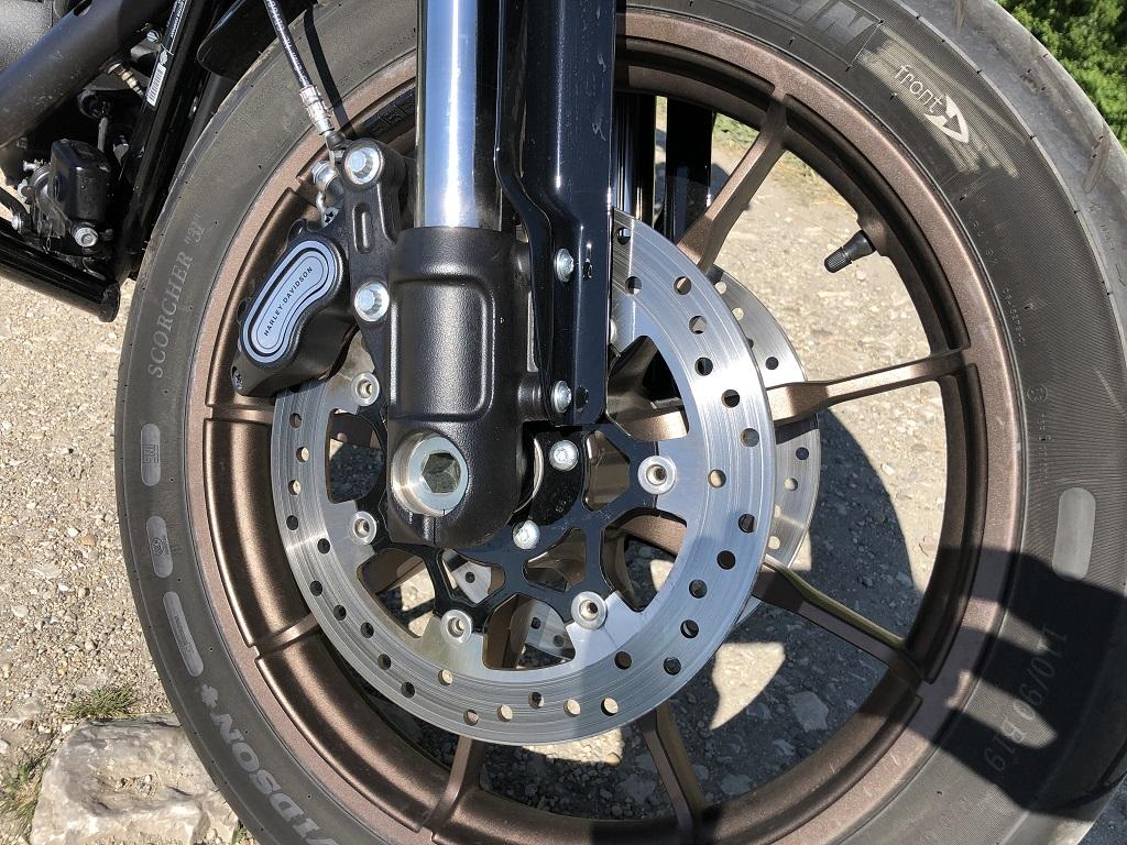 Harley Davidson Low Rider S