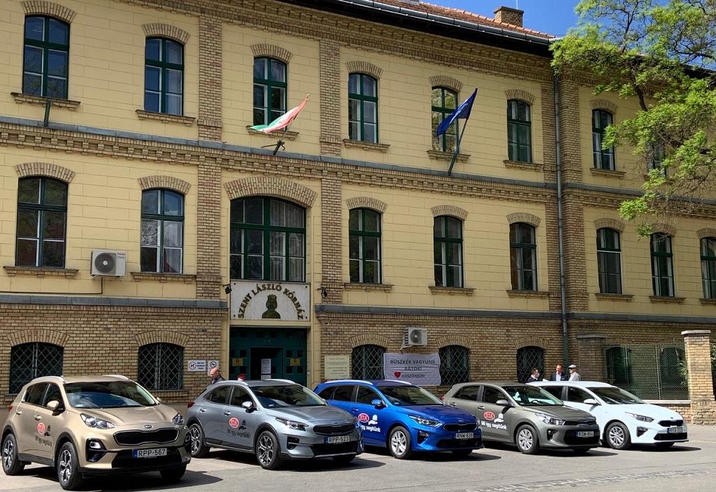 Kia Motors Magyarország segítség
