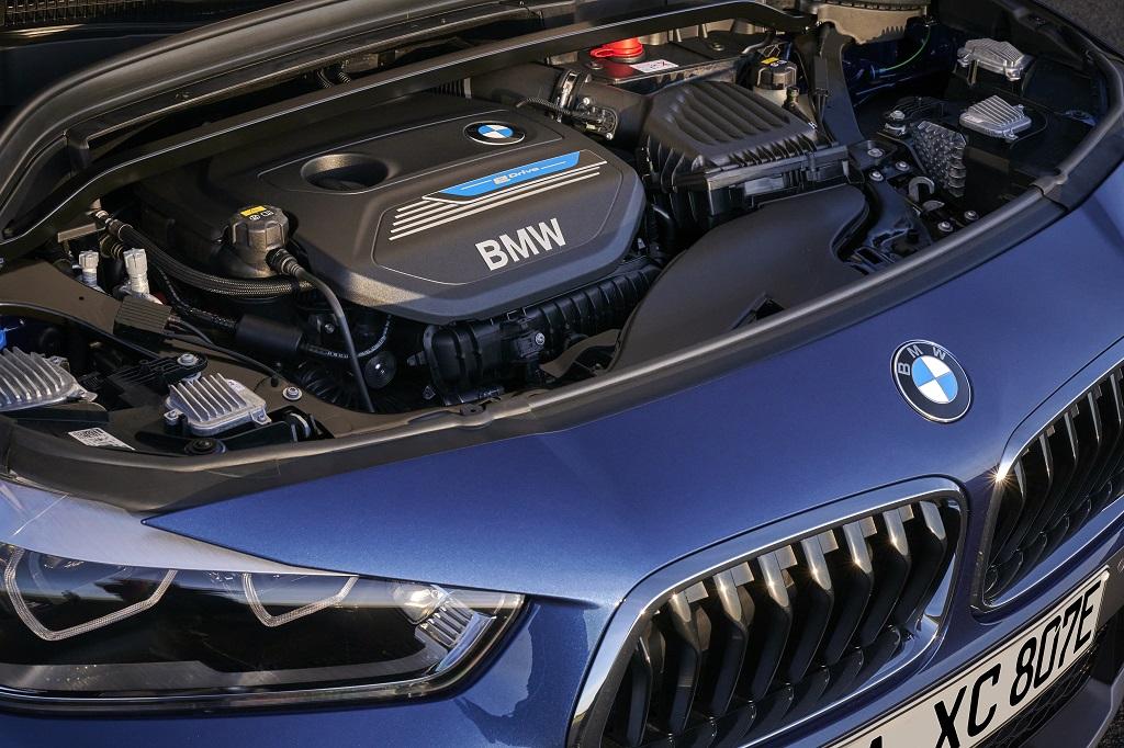 plug-in hibrid BMW X2