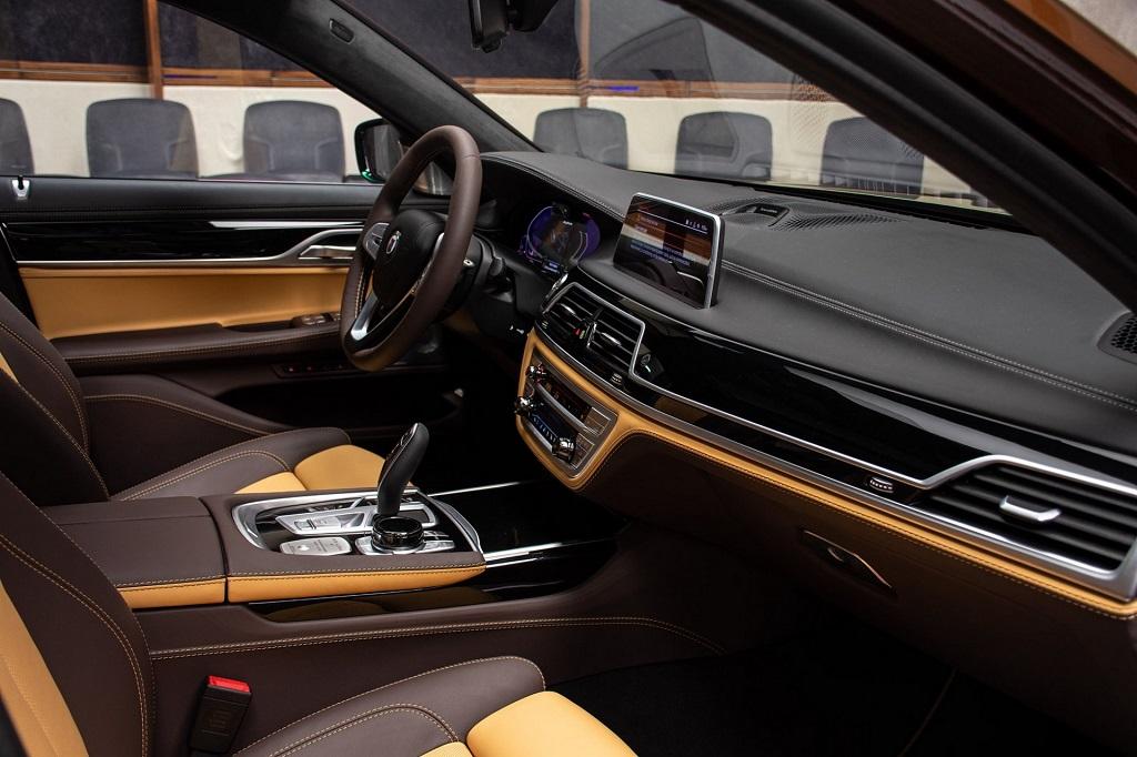 BMW Individual Alpina B7