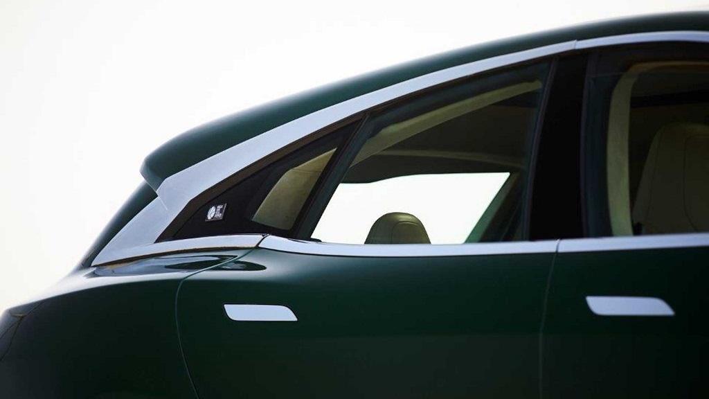 kombi Tesla Model S