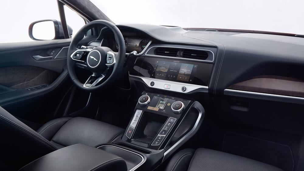 Jaguar I-PACE upgrade