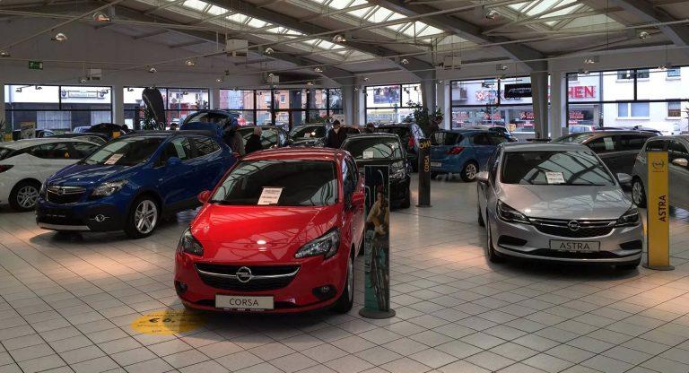 Dráma a német autópiacon