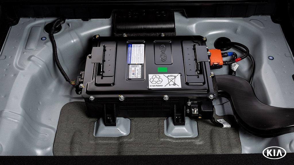 Kia Ceed-ek mild hybrid