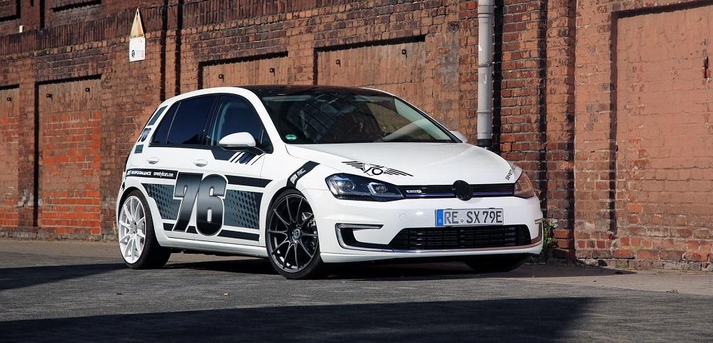 xXx Performance VW e-Golf