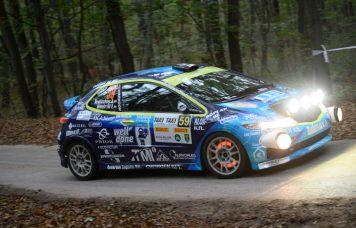 Vértes Rallye beszámoló
