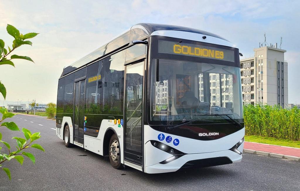 elektromos buszok