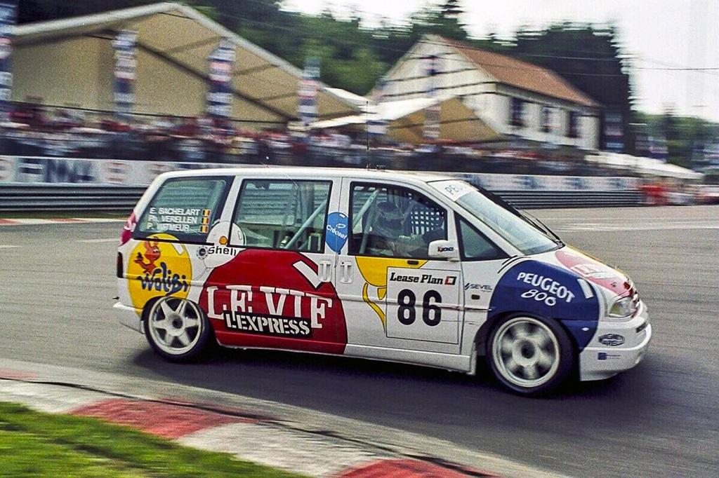 Peugeot 806 Procar