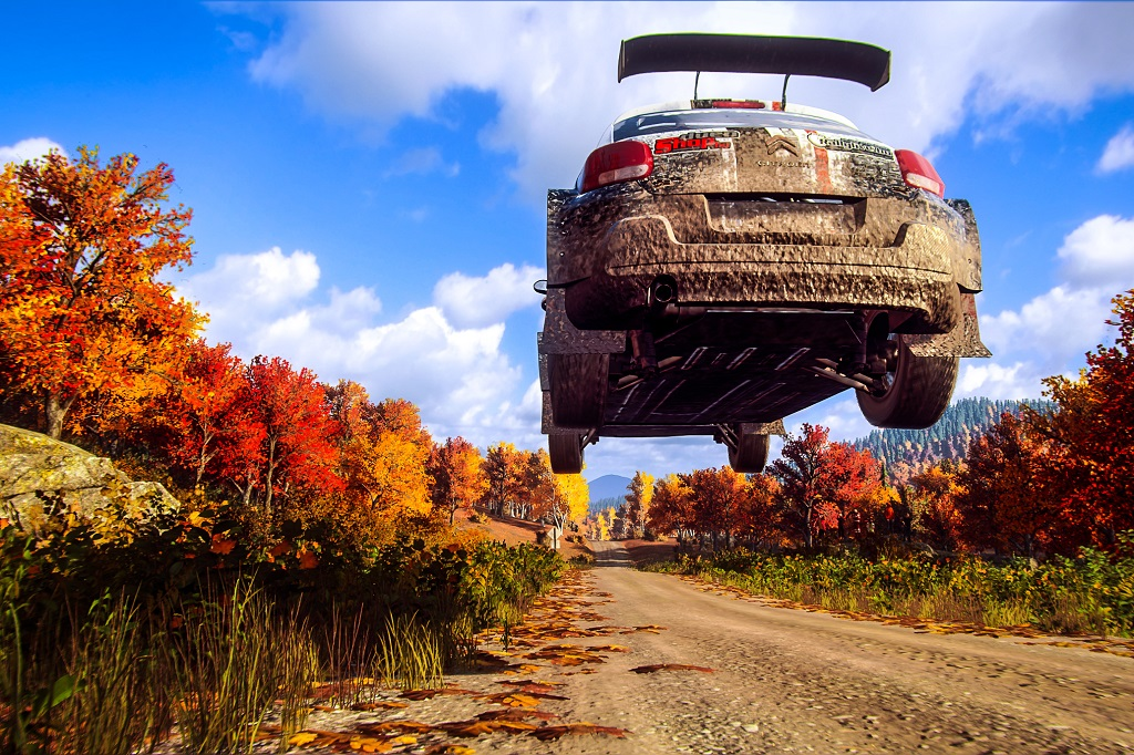 Virtual DiRT Rally 2.0