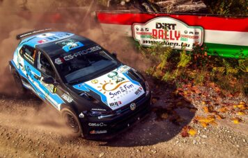 Virtual DiRT Rally