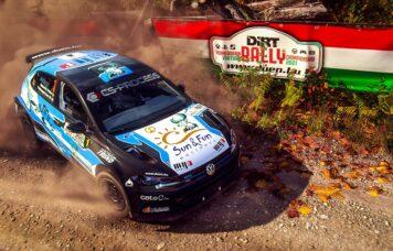 Virtual DiRT Rally