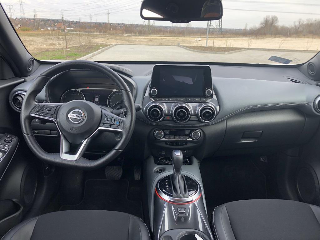 Nissan Juke teszt