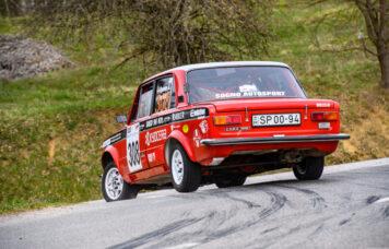 Orfű Rallye Ladával