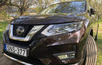 Nissan X-Trail teszt