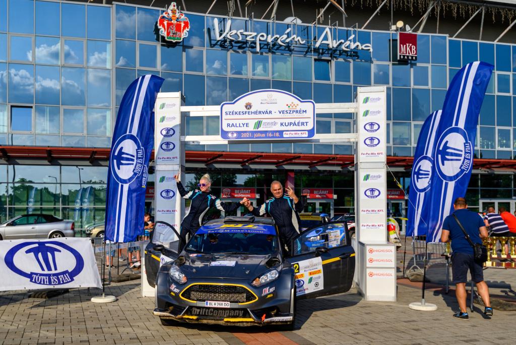 Székesfehérvár - Veszprém Rallye