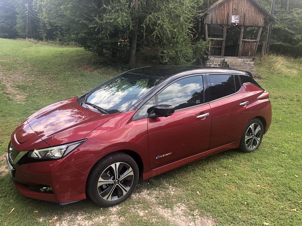 Nissan Leaf 62E+